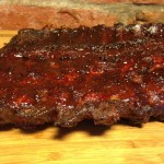 Ciderrimmade Baby Backs