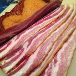 Kallrökt Bacon