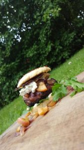 Why Not Try This Burger