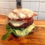 Grilltokigs Italian Stallion Burger