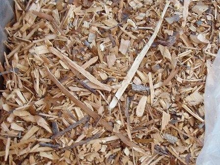Rökspån Hickory Rökflis wood chips BBQmonster