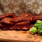 Julrevben BBQ-style