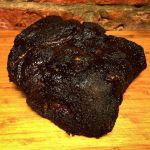 Pulled Beef injicerad med pilsnersmör