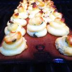 Plankad Chilicheese-potatis