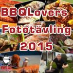 BBQLovers Fototävling 2015