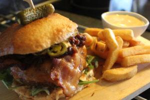 Burger #no1