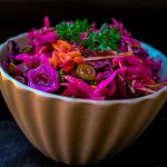 Red & White Slaw