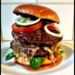 PE'sPLaZzAs BBQ Burger